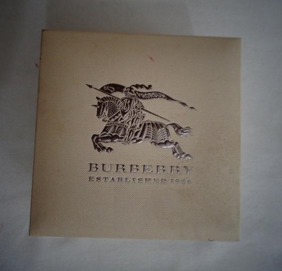 Caixa Relógio Porta Relógio Burberry Estojo