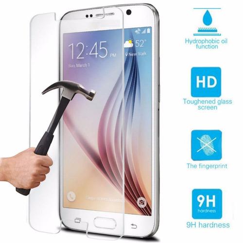Mica De Vidrio Templado Celular Sony, LG, iPhone 5 Unidades