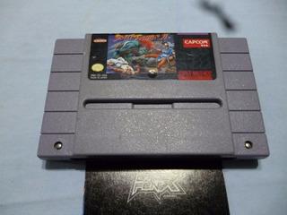 Street Fighter 2 Super Nintendo Snes. Capcom. Game Fenix 250