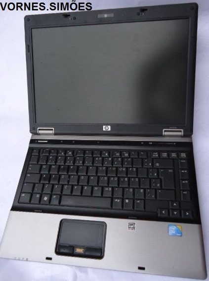 Notebbok Hp Intel Core2duo 2.53ghz Mem 2 Gigas Hd250 64 Bits