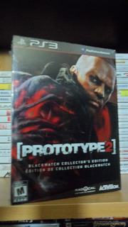 Prototype 2 Blackwatch Collector