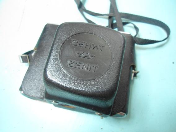 Capa Maquina Fotográfica Zenit Original