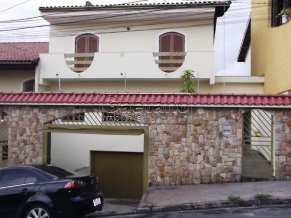 Sobrado - Jardim Maia - Ref: 16922 - V-16922