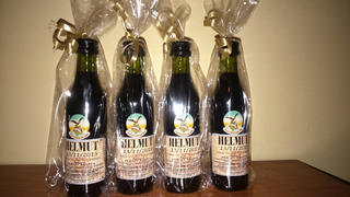 Souvenir Mini Fernet Branca Personalizado 25 Unidades Envios