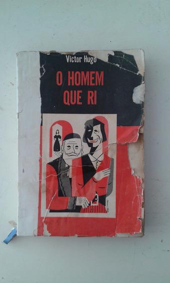 Livro O Homem Que Ri (3-c)