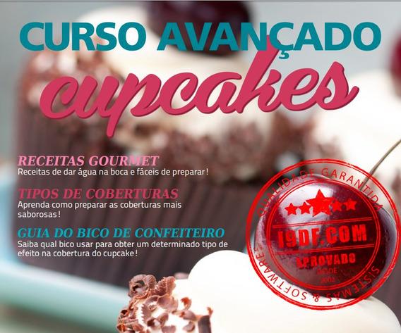 Curso Avançado Cupcakes