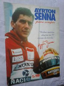 Ayrton Senna Para Sempre Quatro Rodas