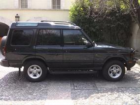 Land Rover Discovery Blindaje Nivel Iii