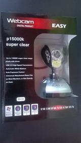 Webcam Eazy - Usb