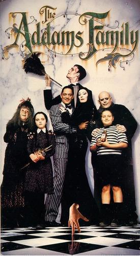 Filme A Familia Addams 1 E 2 (1991-1993) Frete Gratis | Mercado Livre