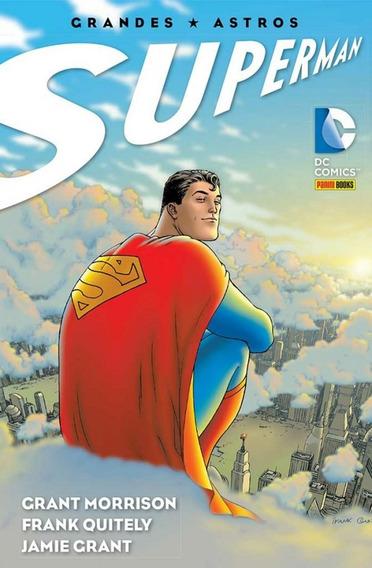 Hq Grandes Astros Superman - Capa Dura - Dc Comics