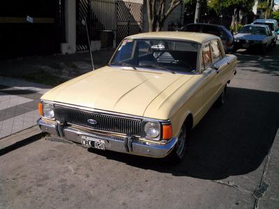 Ford Falcon 1982 3 L Para Entendidos.