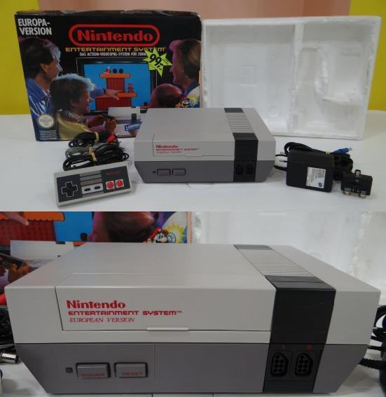 Nintendo Europa Version