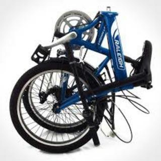Bicicleta Raleigh Straigh Plegable Aluminio 20
