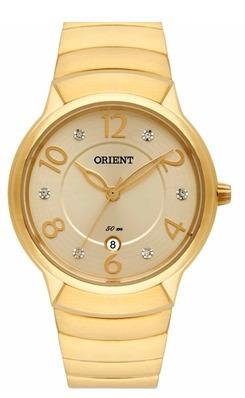 Relógio Orient Feminino Fgss1130 C2kx - Dourado