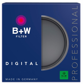 Filtro B+w Uv 52mm Haze Digital Schneider (fabricação Alemã)