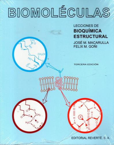 Biomoléculas - Macarulla - 3a Edición