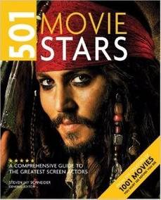 Livro 501 Movie Stars