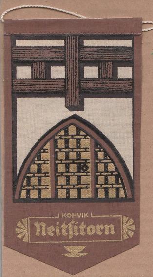 Flâmula Antiga Kohvik Neitfitorn - Em Tecido - Ao
