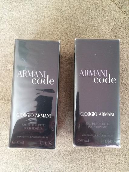 Armani Code Pour Homme Eau De Toilette - 50ml