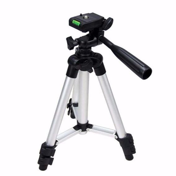 Tripé Camera Digital Profissional Com Nível 1.2 Mt C2111