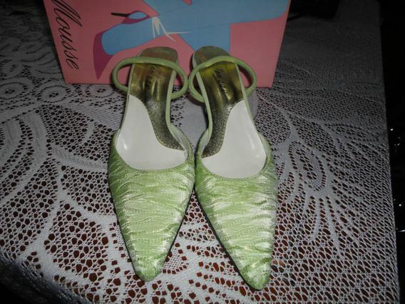 Bonitos Zapatos De Dama