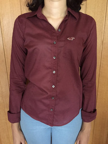 Camisa Hollister Feminina Casacos Abercrombie Polos Tommy