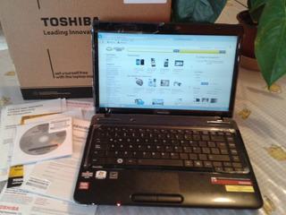 Toshiba L505d Refacciones Pantalla Bateria Carcaza Abanico