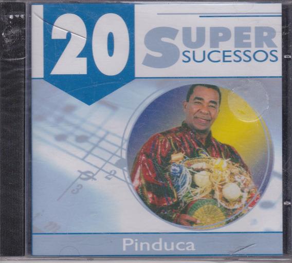 Pinduca - Cd 20 Super Sucessos - Lacrado De Fábrica