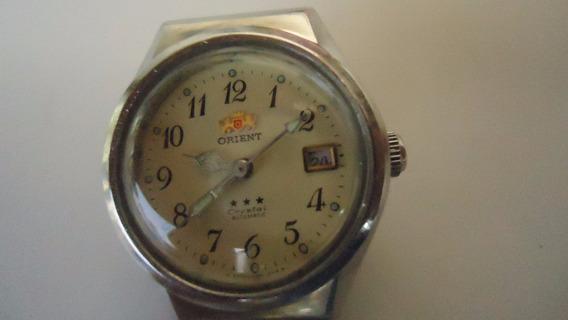 Relógio Orient Quartz Bateria Feminino