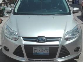 Ford Focus 4p Trend L4 2.0 Aut Unico Dueño O Mejor Oferta!