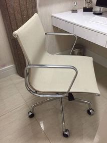 Cadeira Para Escritorio Luxuosa Giratória