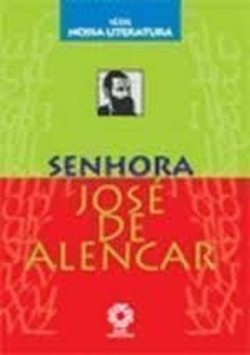 Livro Senhora - Série Nossa Literatura Jose De Alencar