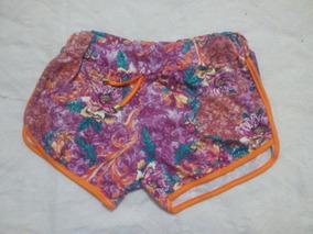 Shorts Curto Estampado Imperdível Tamanho M