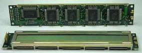 Display Lcd 40x2 C/ Back Backlight Verde