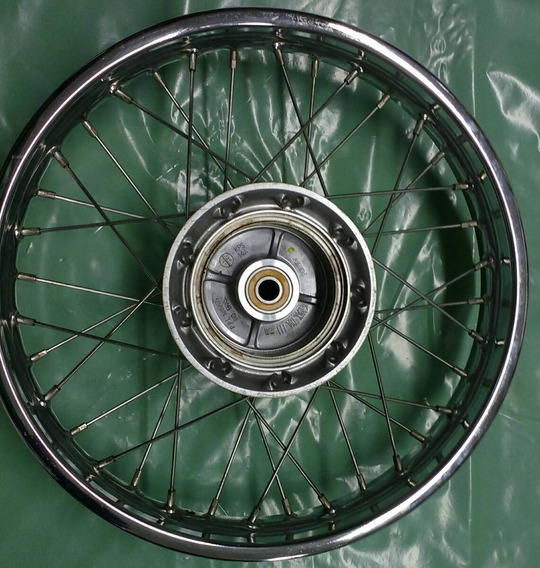 Roda Traseira Da Bros 150 Original Semi Nova