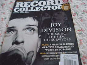 Joy Division - Revista Record Collector