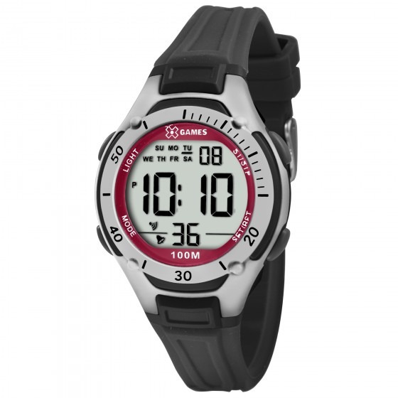 Relógio Xgames Xkppd016 Bxpx Unissex Preto - Refinado
