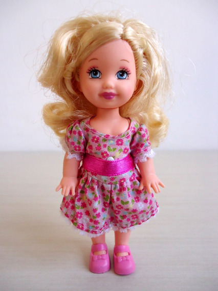 Boneca Kelly Mattel 11 Cm De Altura (peça 3) ! !