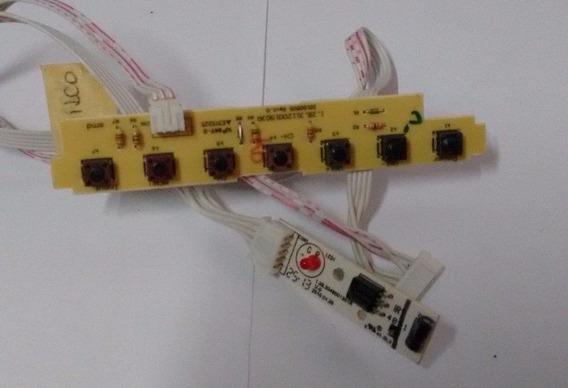 Placa De Controle De Função Da Tv Philco Ph24mb