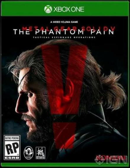 Metal Gear 5 The Platom Pain Xbox One Digital On Line