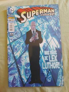 Hq Superman - Os Novos 52 - N 25 - Nas Mãos De Lex Luthor