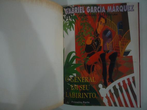 O General Em Seu Labirinto Gabriel Garcia Márquez