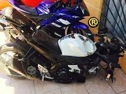 Zx6 Zx10 Cbr 600 Yamaha R6 R1 Chocada