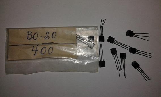 11 Peças Transistor Bo-20 Novos ( Sem Solda)