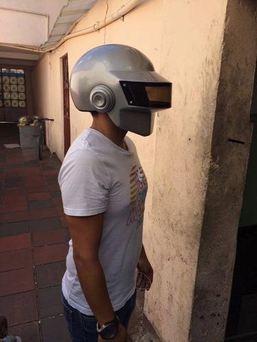 Casco Daft Punk Thomas Bangalter Iluminación Led