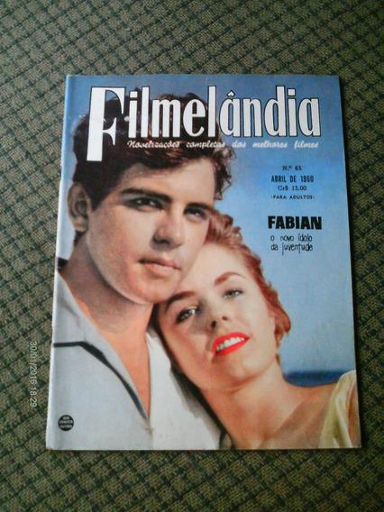 Filmelandia N. 65 Abril De 1960 - Leia O Anuncio ...