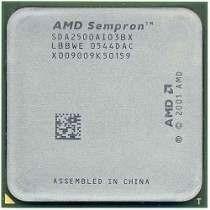 Processado Amd Sempron 64 2500+ - Sda2500aio3bx - Soquet 754
