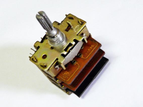 Peças Receiver Sansui Qrx-9001 Key Switch Selector Am/fm Pho