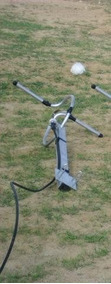 1 Antena Para Transmissor De Fm Circular Pll Fm Tx Fm